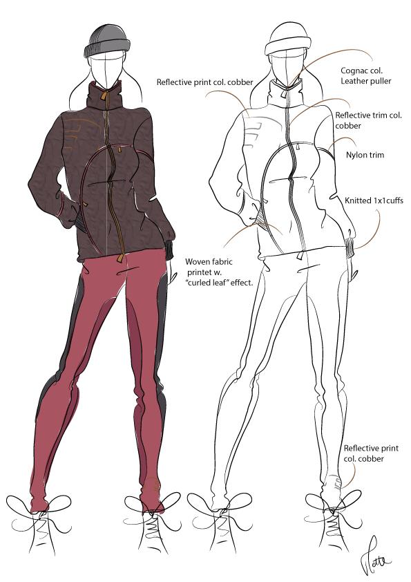Runner Girl by mettehdesign